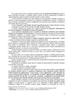 Curs - Drept Constitutional Comparat