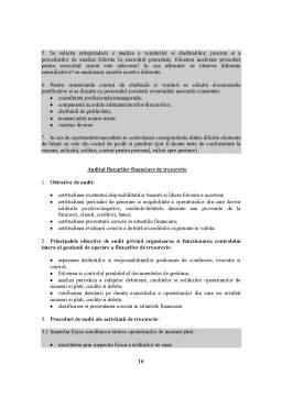 Curs - Audit Financiar-Contabil