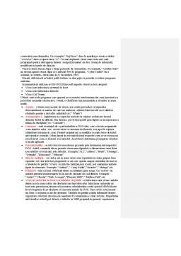Referat - Virusi - Programe Antivirus