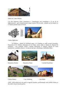 Referat - Arta Medievala Romaneasca Sec XIV-XV