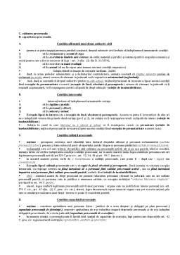 Curs - Elemente de Procedura Civila