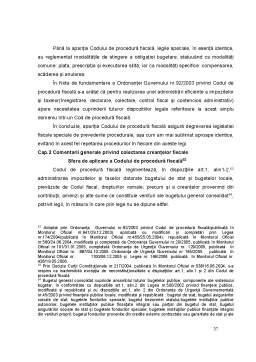 Curs - Master in Dreptul Afacerilor - Institutii de Drept Fiscal