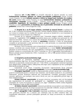 Curs - Drept European al Drepturilor Omului