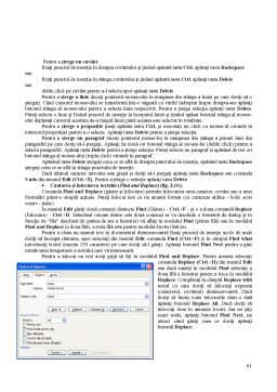 Curs - Programele de Aplicație Microsoft Office