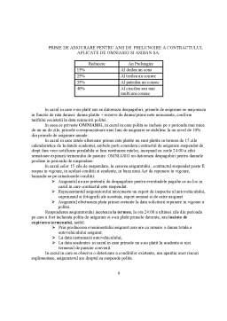 Proiect - Asigurarea Casco