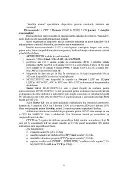 Proiect - Proiect la Microprocesoare