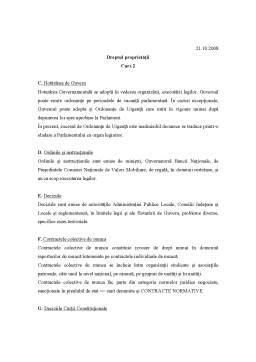 Curs - Dreptul Proprietatilor - Curs 2
