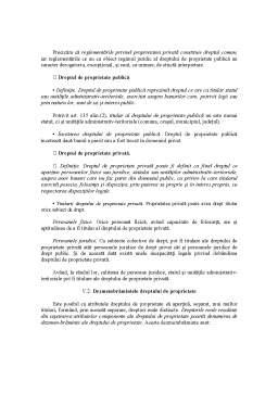 Curs - Principalele Drepturi si Obligatii
