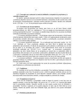 Curs - Drept Civil, Drepturi Reale