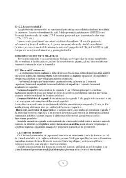 Curs - Biochimie Hormonala