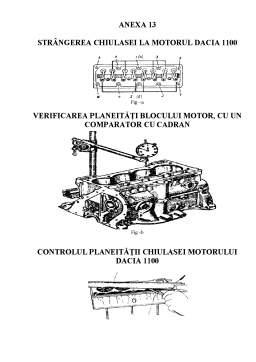 Proiect - Motorul cu Ardere Interna (cu Aprindere) in Patru Timpi