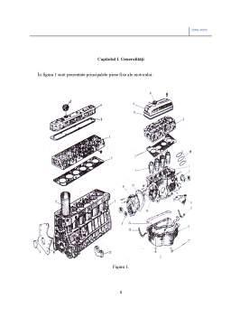 Proiect - Organe Fixe ale Mecanismului Motor