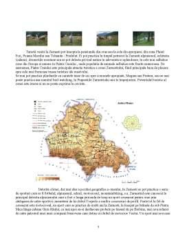 Proiect - Amenajarea Agroturistica - Zarnesti