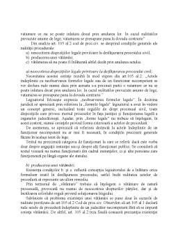 Curs - Sancțiunile Procedurale