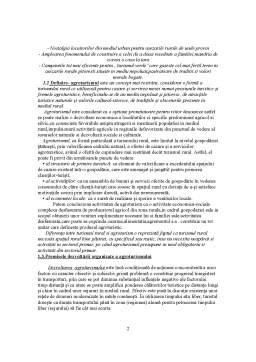 Proiect - Dezvoltarea Agroturismului in Zona Slanic Prahova