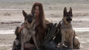 The Warrior and the Wolf (2009)