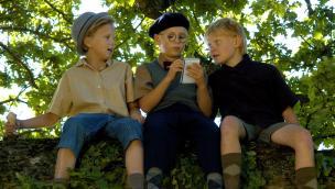 The Young Jonsson Gang at Summer Camp (2004)