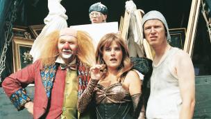 Lilla Jönssonligan på styva linan (1997)