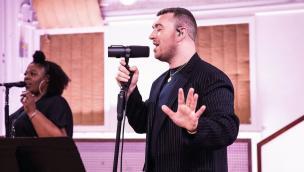 Sam Smith Live at Abbey Road Studios (2020)