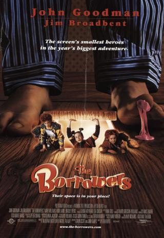 Poster The Borrowers