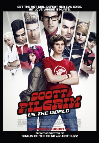 Poster Scott Pilgrim vs. the World