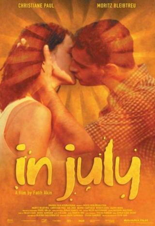 Poster Im Juli