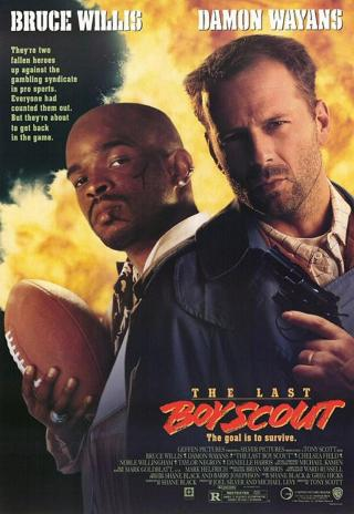 Poster The Last Boy Scout
