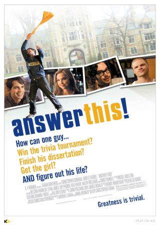 Answer This! (2011)