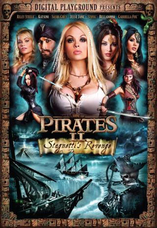 Poster Pirates II: Stagnetti's Revenge
