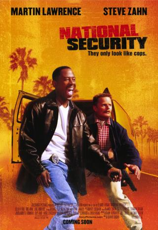Poster National Security