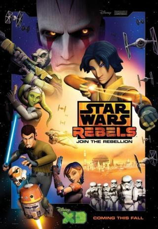"""Star Wars Rebels"" Path of the Jedi (2014)"