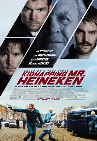 Poster Kidnapping Mr. Heineken