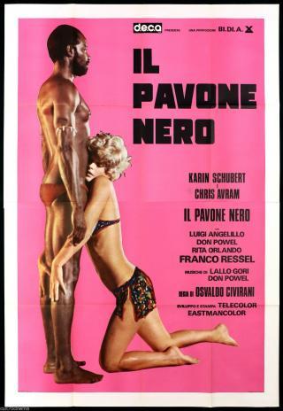 Il pavone nero (1975)