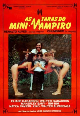 As Taras de Um Minivampiro (1987)