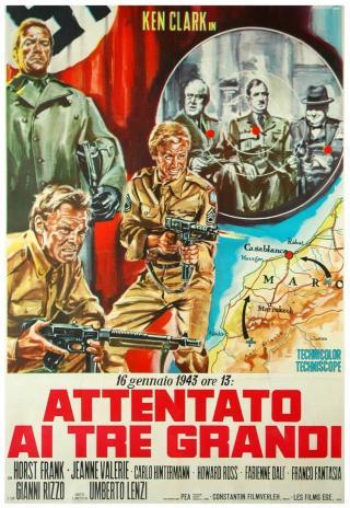 Attentato ai tre grandi (1967)