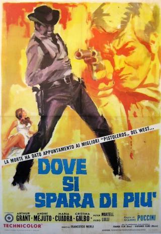 Dove si spara di più (1967)