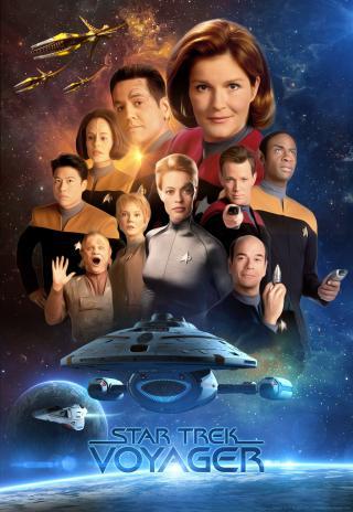 Poster Star Trek: Voyager