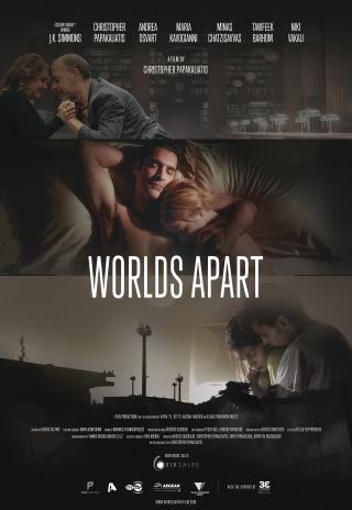 Poster Worlds Apart