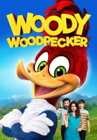 Poster Woody Woodpecker