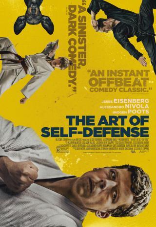 Poster The Art of Self-Defense