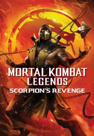 Poster Mortal Kombat Legends: Scorpions Revenge