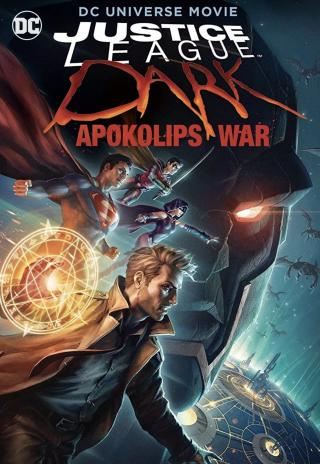 Poster Justice League Dark: Apokolips War