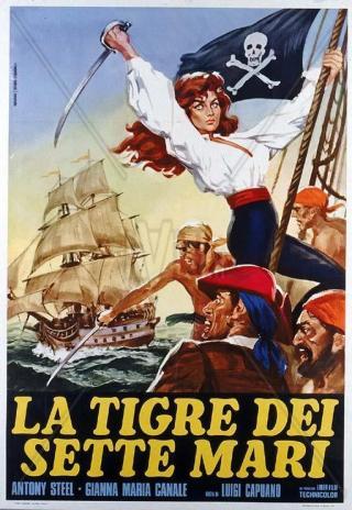 La tigre dei sette mari (1962)
