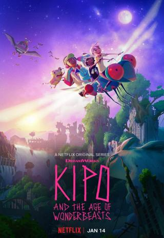 Poster Kipo and the Age of Wonderbeasts