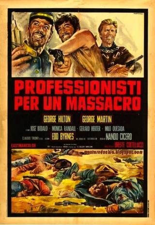 Poster Professionals for a Massacre