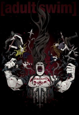Poster Metalocalypse