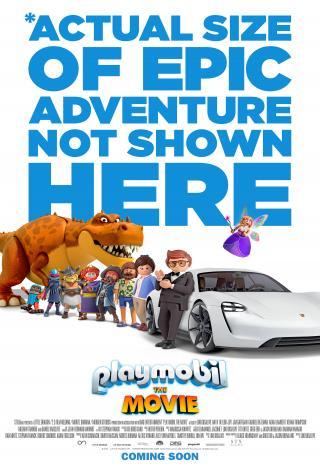 Poster Playmobil: The Movie