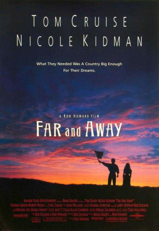 Poster Far and Away