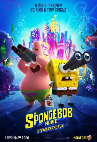 Poster The SpongeBob Movie: Sponge on the Run