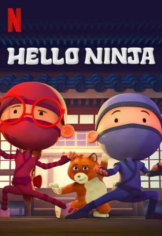 Poster Hello Ninja